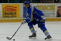 Osmnáctiletý odchovanec břreclavského hokeje Lukáš Bolfík je pro klub velkým příslibem do bucoucna.