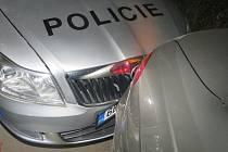 Pronásledování podezřelého řidiče BMW skončilo nárazem do policejního auta. Případ se stal při rutinní hlídkové činnosti mikulovských policistů v neděli večer.