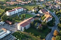 Areál lednické Zahradnické fakulty Mendelovy univerzity v Brně.