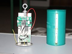 Studenti břeclavské střední průmyslové školy ve čtvrtek v Domě školství představili své výtvory se zaměřením na elektrotechniku.