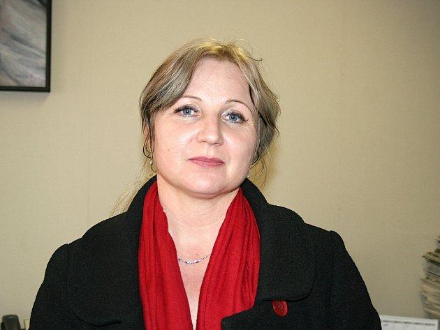 Oksana Zhyvachivska, matka napadeného chlapce z Břeclavi.