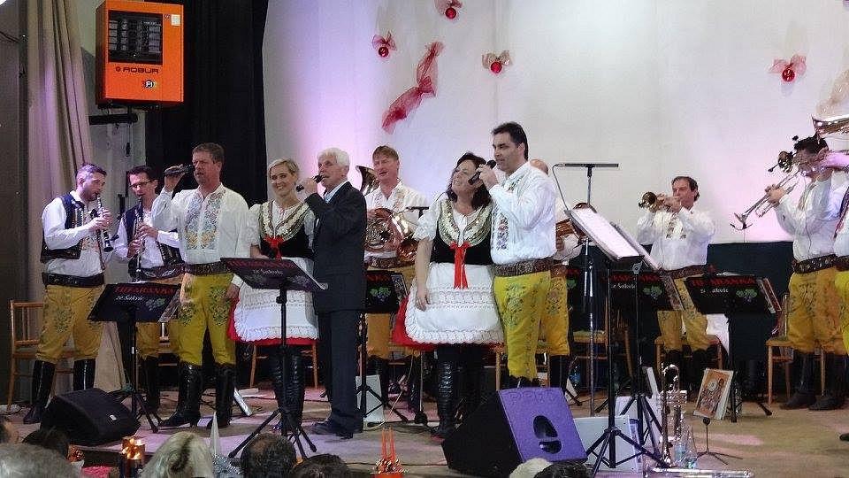 Túfaranka zahraje na rybářském plese v Němčicích