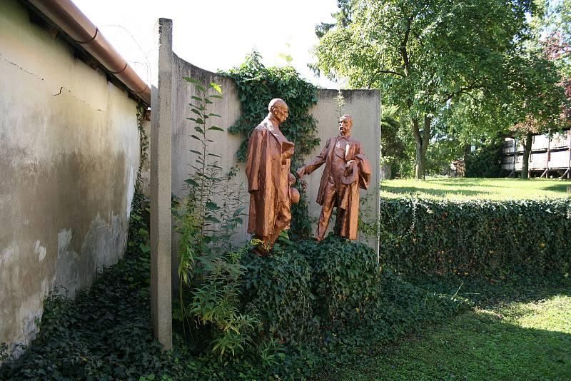 Po třech letech se znovu otevírá Památník bratří Mrštíků v Divákách.