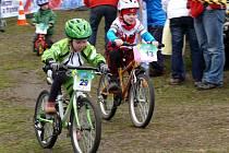 Pod zámkem v Břeclavi startovaly stovky jezdců všech věkových kategorií.