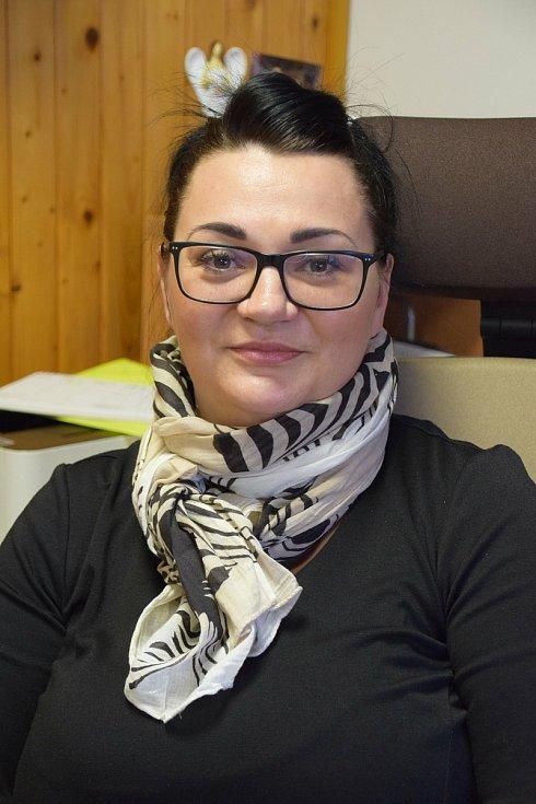 Milovická starostka Veronika Blanářová