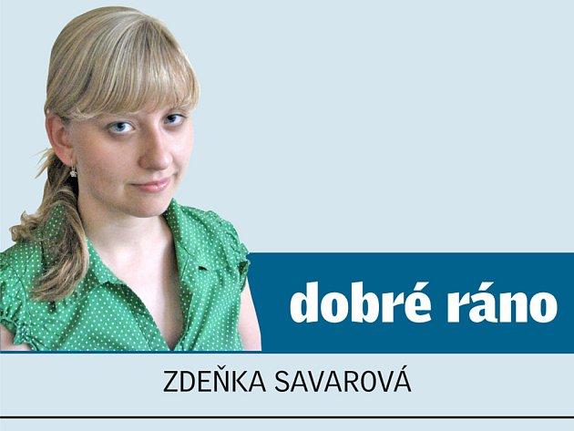 Zdeňka Savarová