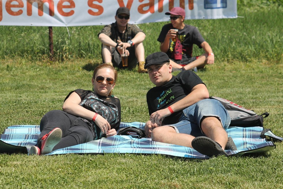 V pořadí již druhé Slavnosti břeclavského piva přilákaly tisíce lidí. Návštěvníci se bavili při hudbě i u piva.