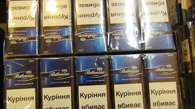 Bulharská dodávka měla nezvyklé polstrování. Pašovala padesát tisíc cigaret