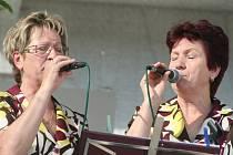 Slavnosti v Mikulově zpestřily hudební hěvzdy.
