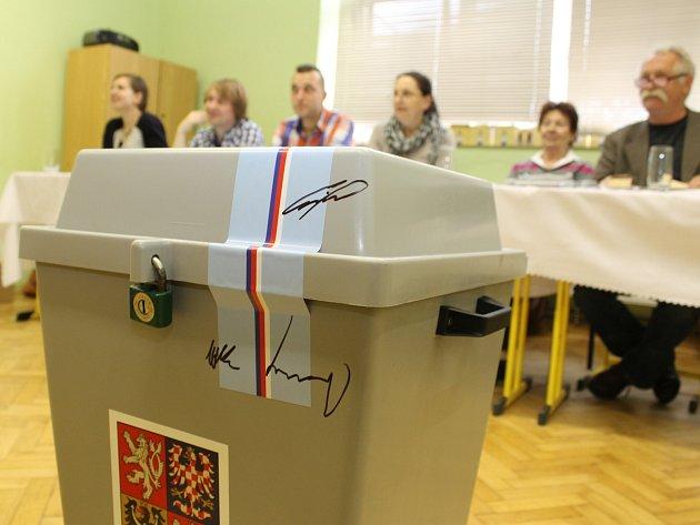 Krajské volby 2020 na Vysočině