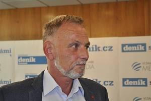 Svatopluk Pěček, starosta Břeclavi.