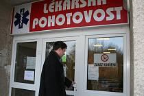 Lidé, kteří vyhledali v prvních dnech nového roku pomoc na břeclavské pohotovosti, mohli ušetřit devadesát korun.