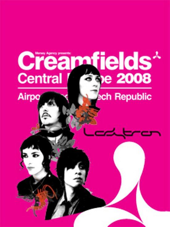 Creamfields Central Europe 2008
