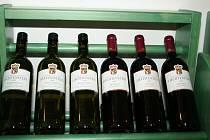 Lichtenštejnská vína.