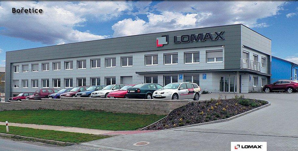Společnost Lomax