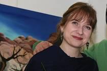 Kateřina Kabrielová je hustopečská malířka.