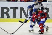 Ženská hokejová reprezentace do 18 let.