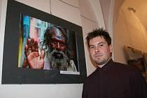 Výstava cestovatele Ivana Poula mladšího.