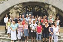 Od podepsání vzájemné smlouvy o přátelství mezi občany Echenonu a Velkých Pavlovic uplynulo 23. srpna 2013 již 21 let.