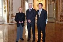 Lichtenštejnové ani v době ekonomické krize nešetří. Šlechtický rod, který je významně spojený s Břeclavskem, kde měl po staletí své sídlo, dokončuje desetiletou obnovu městského paláce ve Vídni.