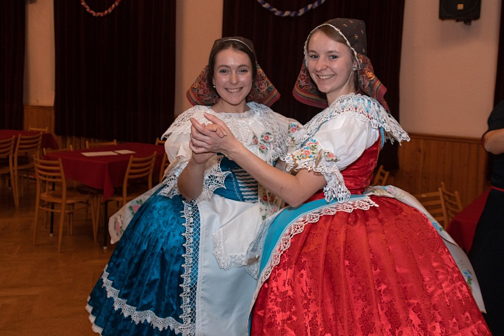 Krojový ples se v Hustopečích konal už pojedenadvacáté.