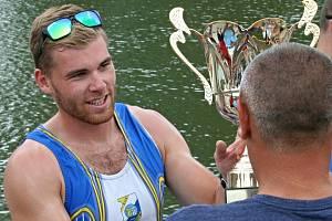 K letním pohárům přidal břeclavský odchovanec Lukáš Helešic tři zlaté medaile z olomouckých trenažerů.