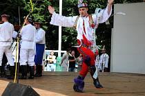 Stanislav Popela z Perné vybojoval stříbro ve verbování na Mezinárodním folklórním festivalu ve Strážnici.