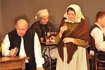 Maryša v podání divadelního spolku bratří Mrštíků z Boleradic.