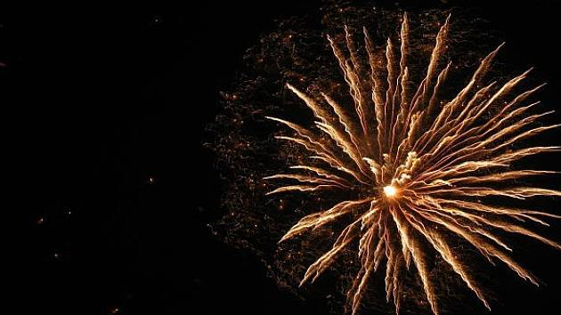 Silvestr oslaví na hranicích v Mikulově, s ohňostrojem