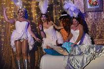Travestité pobaví Sny ve Vegas