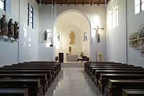 Vrbičtí si svépomocí opravili kostel svatého Jiljí.