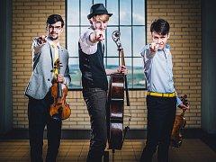 Smyčcové seskupení Husak Quartet nahrálo nový videoklip. U brněnských dominant.