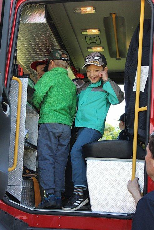 Kopec zážitků a moře nevšedních okamžiků zažily děti na svůj den 1. června.