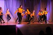 Oslavy dvacátého výročí taneční skupiny Balanc