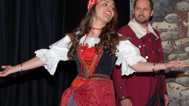 Krajská divadelní přehlídka Jarní sešlost Boleradice 2009.