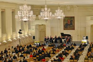 V jízdárně zahrají filharmonici