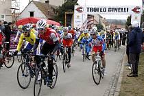 Velká cena Hlohovce silničních cyklistů. Ilustrační foto.