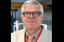Generální ředitel skupiny Alvey Group Maarten van Leeuwen.