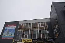 Břeclavský dům kultury Delta.