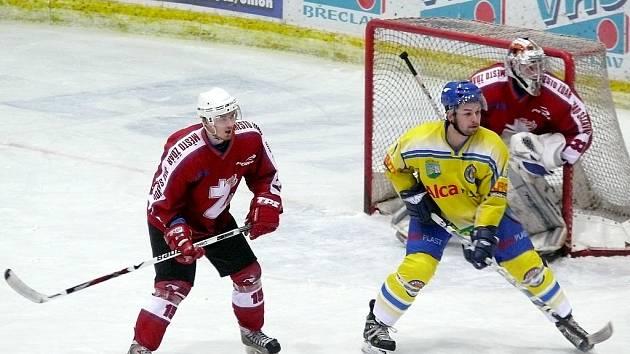 HC Břeclav – SKLH Žďár nad Sázavou