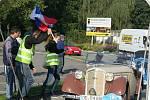 4. ročník soutěže Zámecká rallye v Lednici.