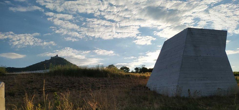 Vycházka kolem archeoparku v Pavlově.