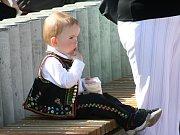 Dětské hodečky v Kobylí.