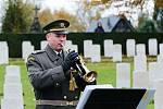 Prvním Čechem v kapele NATO je trumpetista Michal Damborský z Břeclavska. Nadrotmistr působí v sídle vrchního velitelství spojeneckých sil v Evropě (SHAPE) v belgickém městě Mons.