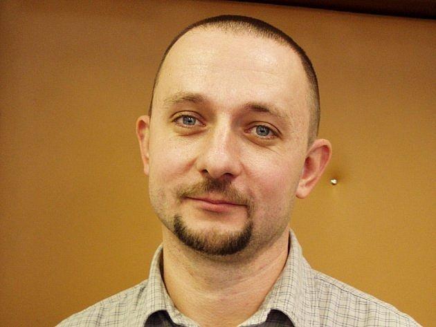 Nyní již bývalý zastupitel Lednice na Břeclavsku Jaroslav Martinek.