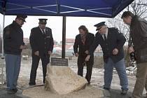 Nová hasičská stanice v Mikulově vyroste mezi Tescem a nádražím.