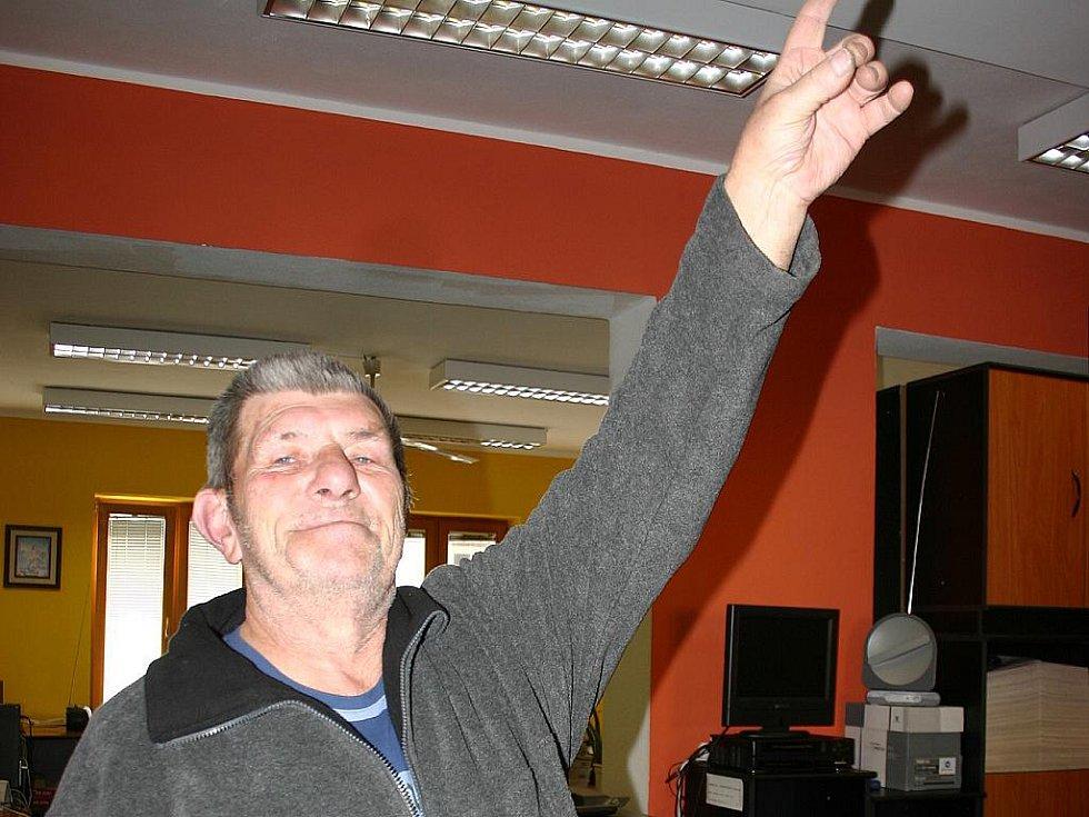Jiří Bzirský z Břeclavi.
