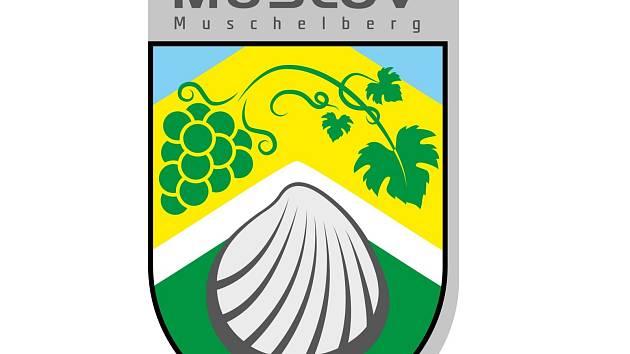 Navrhovaný znak Mušlova, odlehlé části Mikulova, která je oficiálně ulicí města. Ilustrační foto.