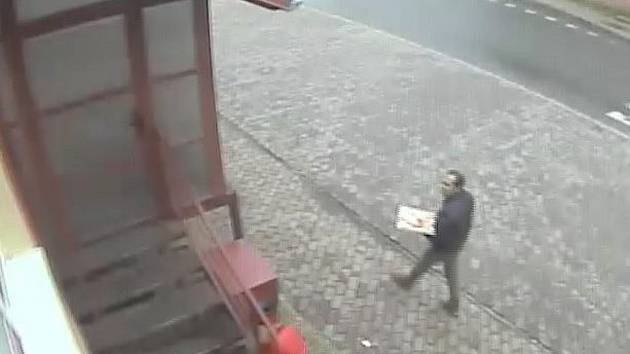 Policie hled mue, kterho vidli ve Tvrdonicch - Beclavsk
