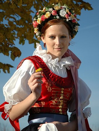 Vranovičtí nyní mají pouze jeden pár originálního kroje jejich regionu. Chtějí však získat dalších pět.